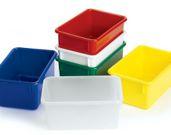 Plastic Bins and Trays