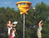Funnel Ball & Tether Ball