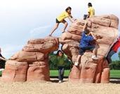 Playground Boulders