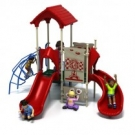 Ages 2-5 Years Play Structures (for Preschools)