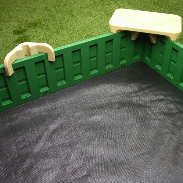 Plastic Sandbox With Cover 5 By 5 Sandbox Kit Aaa State