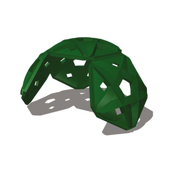 Mini Arch 2 Plastic Climber