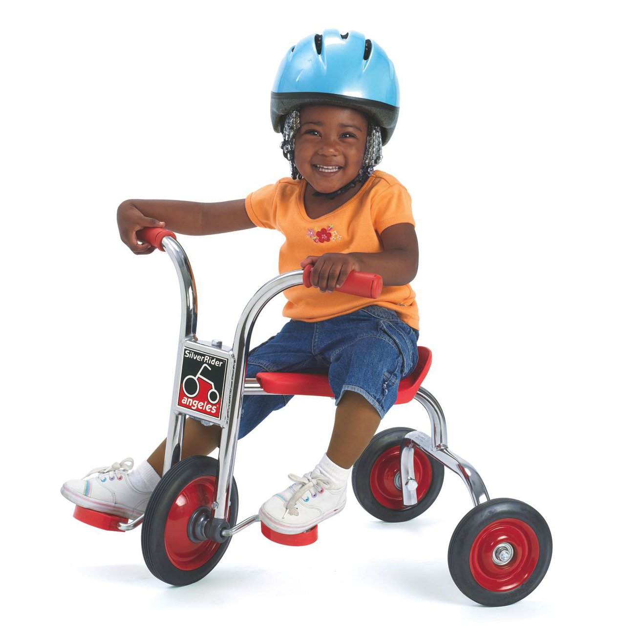 Angeles Silverrider 8 Quot Pedal Pusher Toddler Trike Aaa