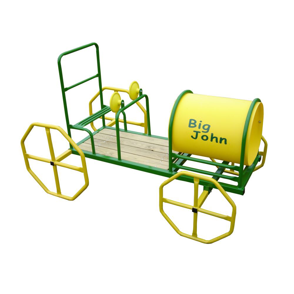 Big John, Little Johhny\'s Big Brother