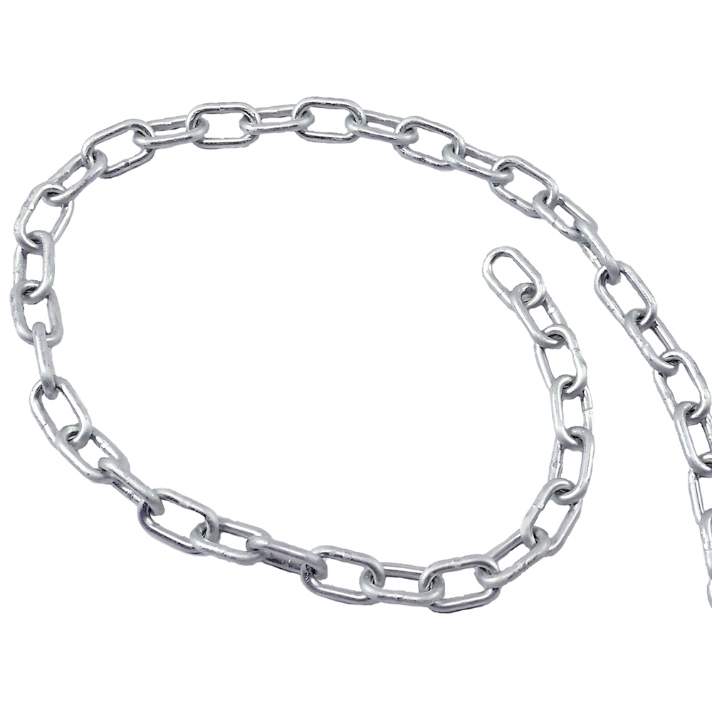 Jensen 3 16 Inch Trivalent Coated Steel Swing Chain Per Foot