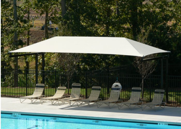 Cantilever Shade Shelter By Superior Shade Aaa State Of Play