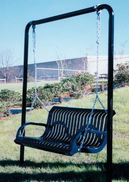 Classic Style Park Bench Swing By Webcoat Aaa State Of Play
