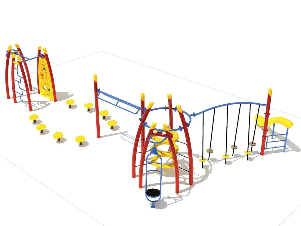 Craggy Course Play System