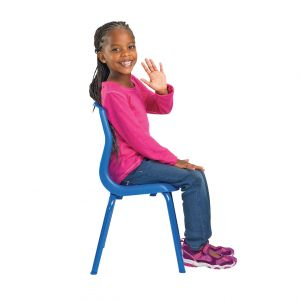 Green Angeles 12-Inch MyPosture Chairs Set of 4