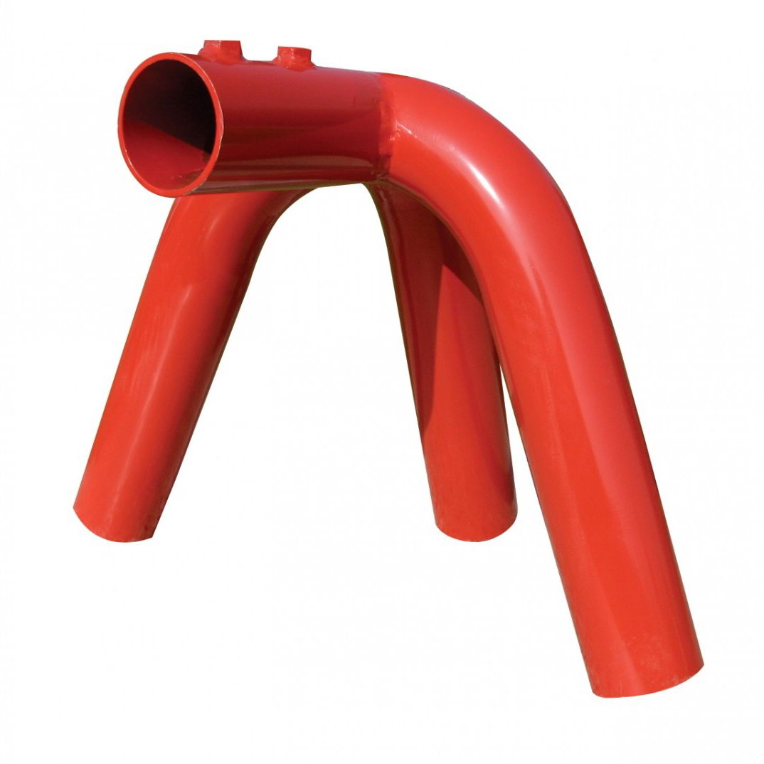 Tripod End Frame Fitting By Jensen Commercial Playground Swing