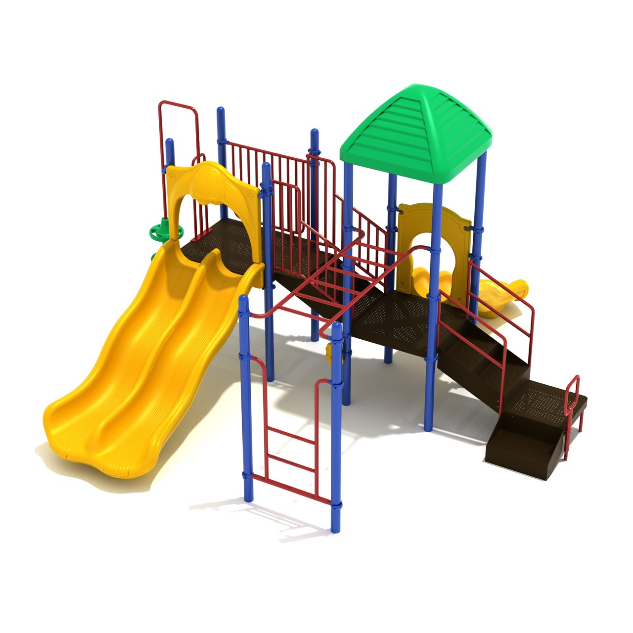 Grays Harbor Play System By Playground Equipment Dot Com
