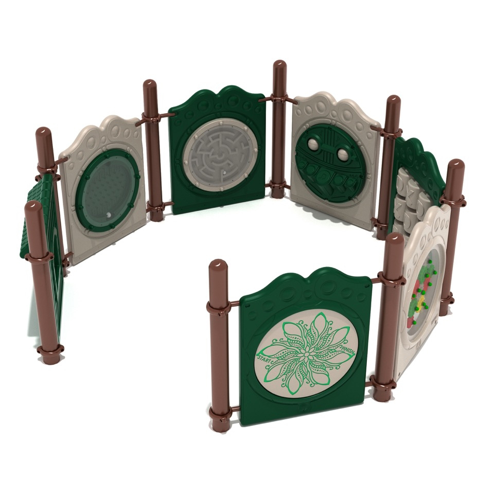 KP047 Fortress of Activity Play System | AAA State of Play