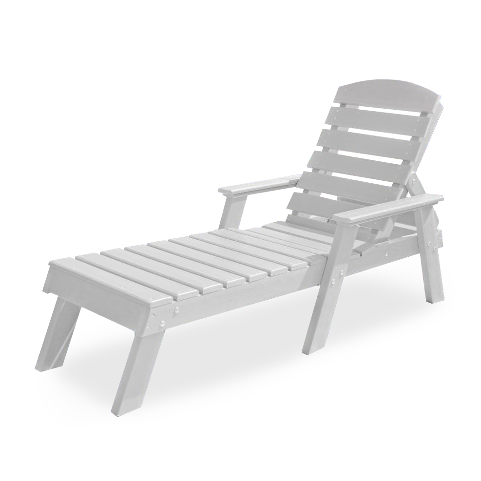 Adirondack pensacola chaise lounge chair aaa state of play for Adirondack chaise