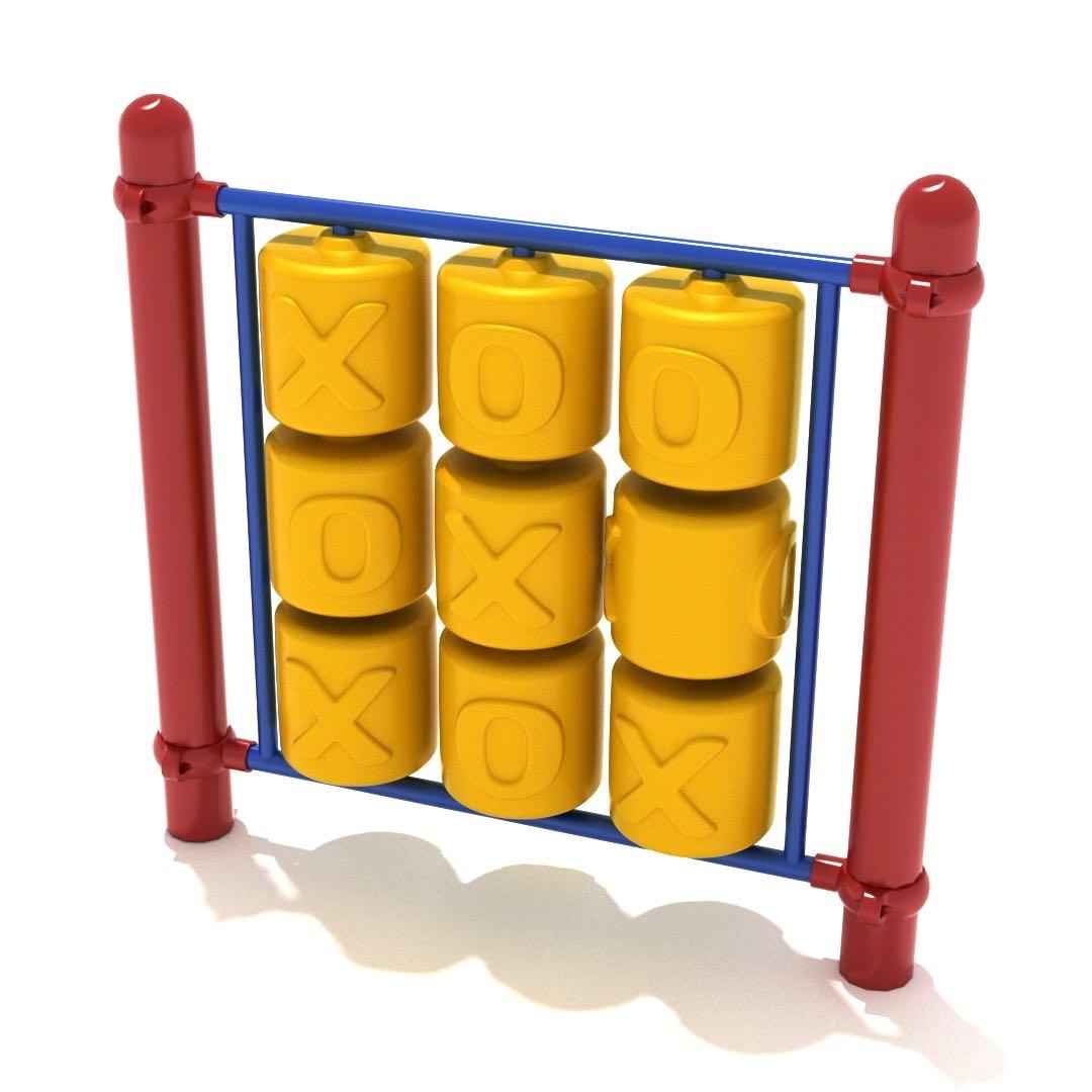 Fp102 Free Play Tic Tac Toe Panel