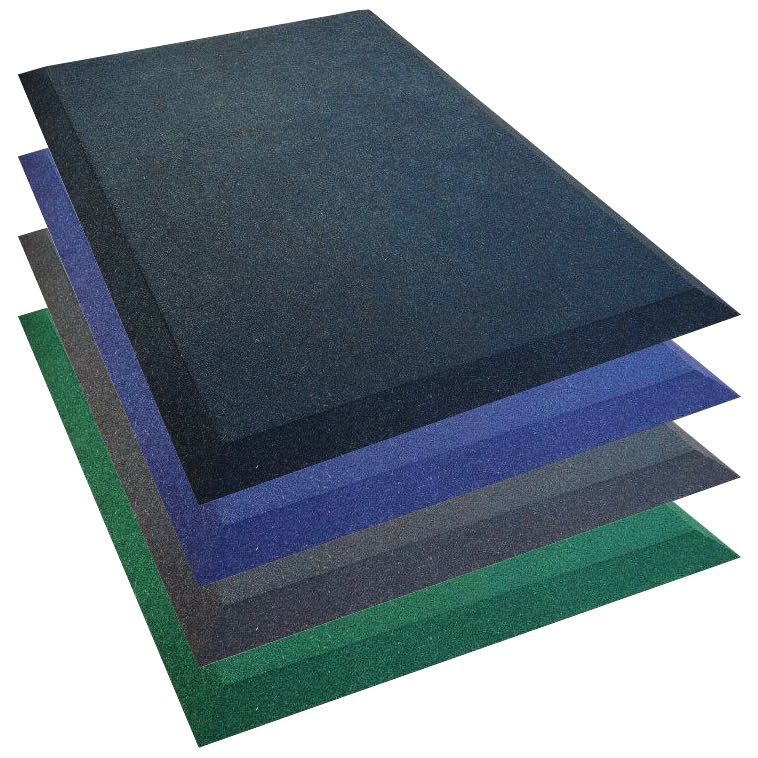 Rubber Swing Mat Surface Swing Mats For Commercial