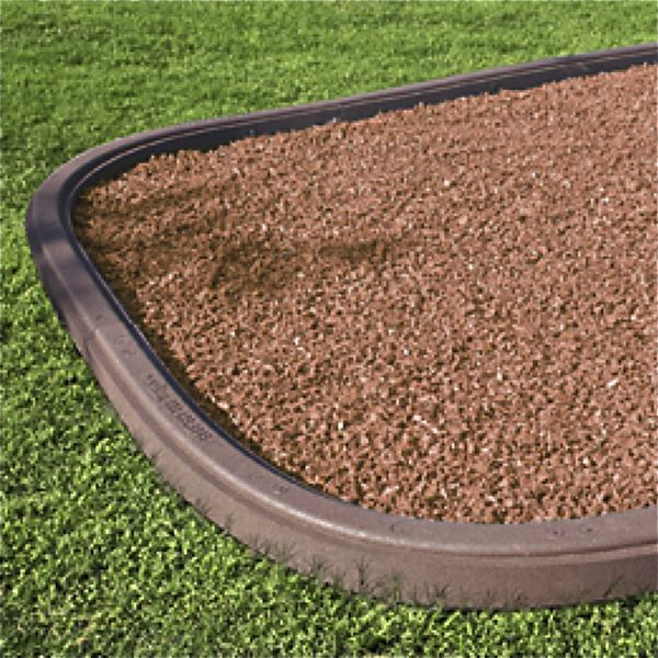 Rubber Curbing Rubber For Playground Safety Aaa State