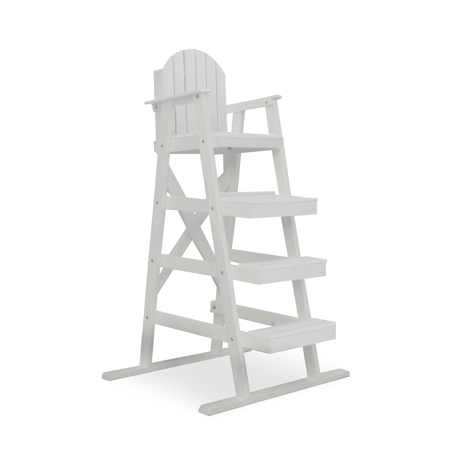 Good Recycled Plastic Lifeguard Chair By Jayhawk Plastics | AAA State Of Play