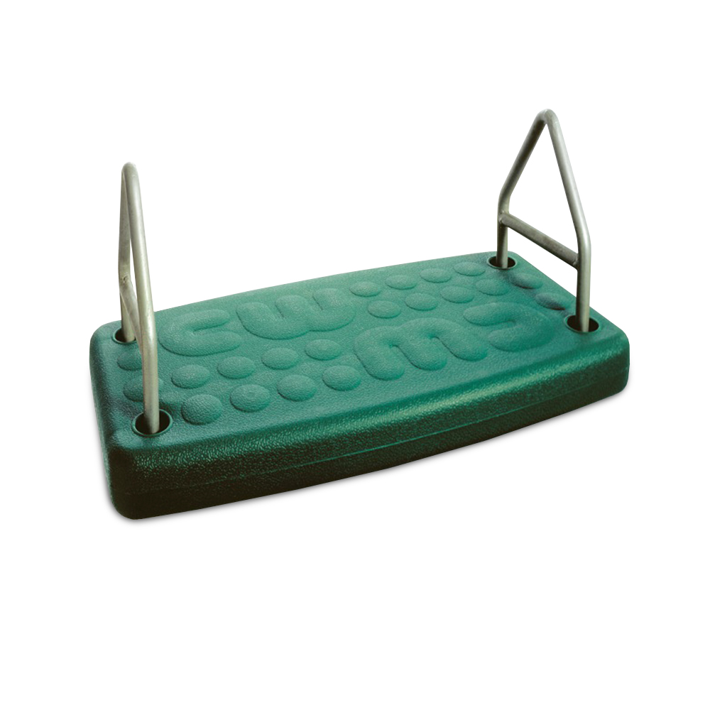 Roto Molded Flat Swing Seat By Child Works Accessories