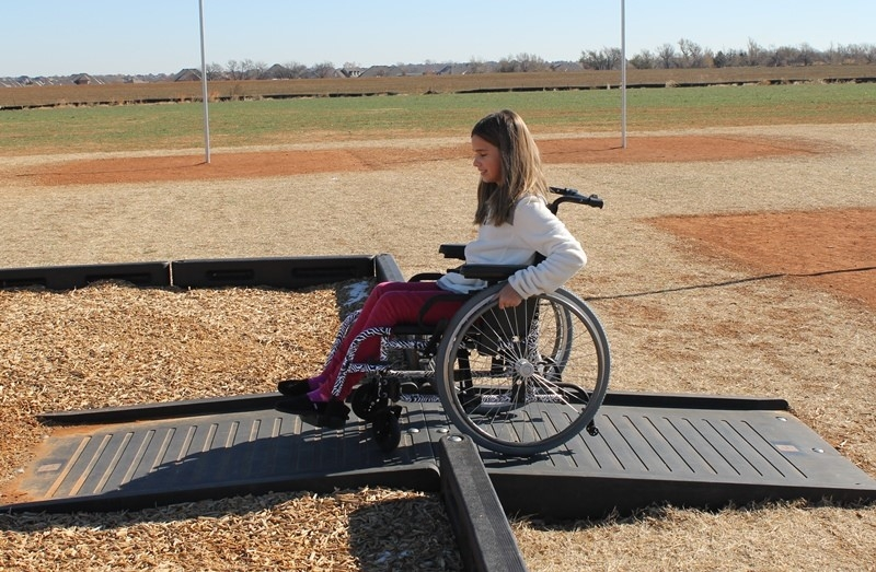 Get An Affordable Ada Ramp For Your Accessible Play Space