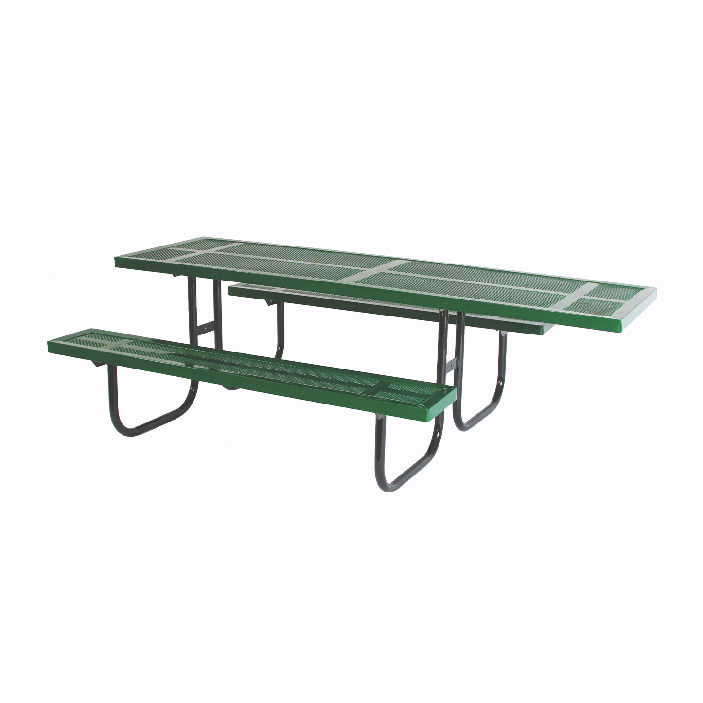 Wheelchair Accessible Rectangular Picnic Table By SportsPlay - Wheelchair picnic table
