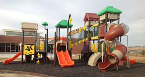 affordable commercial playground equipment for schools and parks