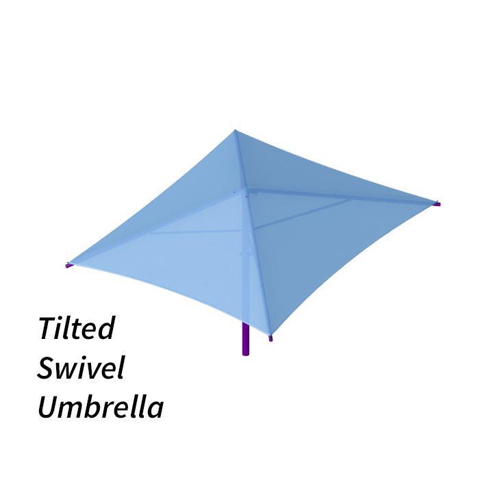 Umbrella Shade Structure Design